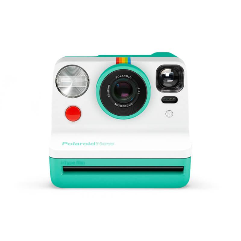 Polaroid Now Mint face